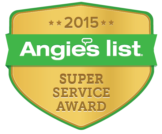 Angie's List award graphic